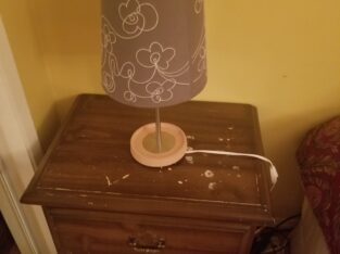 Night stand lamp