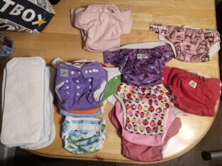 Cloth Diapers and Liners
