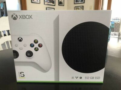 Xbox Series S NEW In Hand – $450