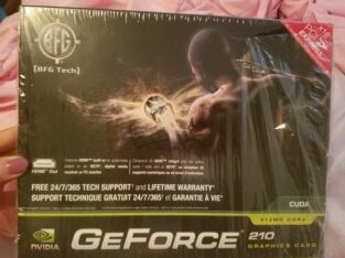 GeForce Graphics Card – $30