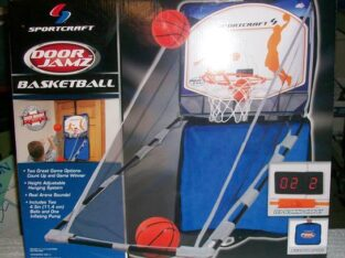 DOOR JAMZ BasketBall Game New in Box