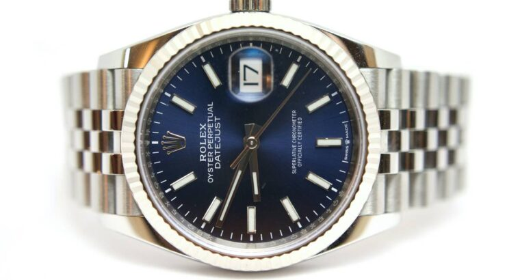 Rolex Datejust 41, Ref. 126334 – Brand new Swiss Watch, box and papers – $10,750