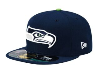 Brand New Seattle Seahawks New Era Fitted Hat Cap – $20