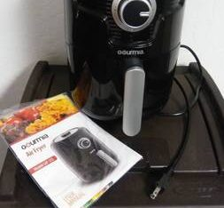 ***GOURMIA HOT AIR FRYER*** – $45